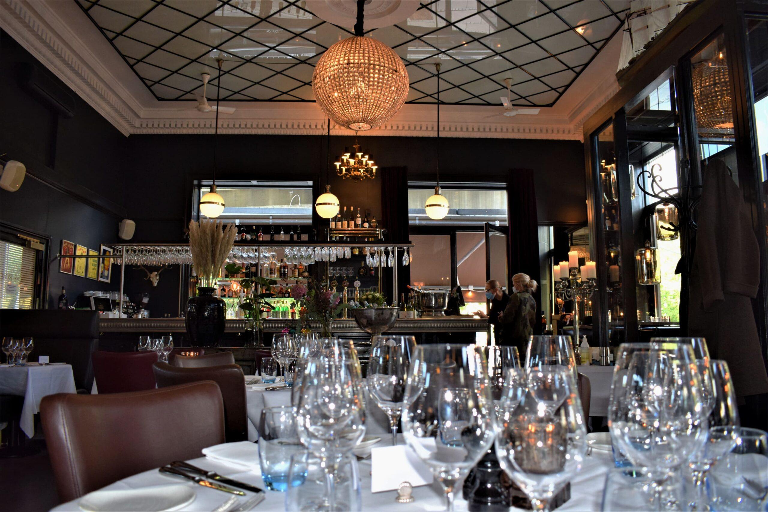 Rosé Rosé bistro restaurant